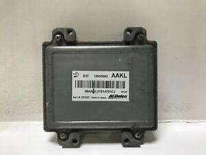 2010 Pontiac G6 2.4L Electronic Engine Control Module ECM Used OE #12635902  862