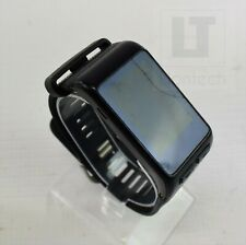 Garmin Vivoactive Hr Gps Smartwatch Regular Fit Black w/Crack Used