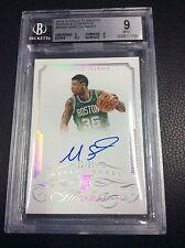 2014-15 Panini Flawless Marcus Smart RC 22/25 Autograph Auto 10 BGS 9 Celtics