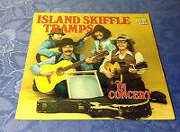 ISLAND SKIFFLE TRAMPS (LP) IN CONCERT [GER 1972 AUDITON REC VINYL]