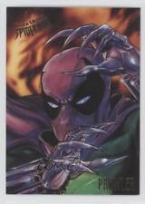 1995 Fleer Ultra Spider-Man #43 Prowler Non-Sports Card 1g9
