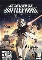 Star Wars: Battlefront (PC 2004) Jewel Case with Key