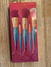 TARTE -- minutes to mermaid brush set - Be A Mermaid & Make Waves -- 5 Brush Set