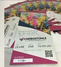Juli Festival- & Konzert-Tickets aus Düsseldorf