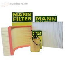 Satz Fiter passend für VW T5 2.5TDI MANN Luftfilter Ölfilter Innenraumfilter