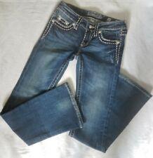 Miss Me Girls 10 Boot Cut Jeans JPK5014