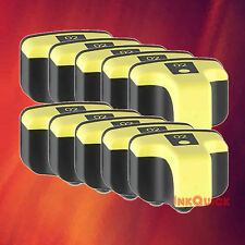 10 C8773WN 02 YELLOW INK FOR HP C5140 C5180 C6150 C7180