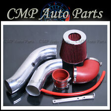 2004-2008 CHEVY AVEO 1.6L COLD AIR INTAKE INDUCTION KIT SYSTEMS RED