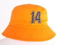 Holland Nederland 1974 Retro World Cup Johan Cruyff Cruiff 14 Football Hat Hoed