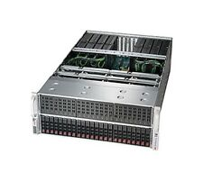 SUPERMICRO SYS-4028GR-TRT 4U Server with X10DRG-OT+-CPU Motherboard