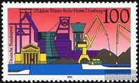 BRD (BR.Deutschland) 1558 (kompl.Ausgabe) postfrisch 1991 Rhein-Ruhr-Hafen