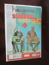 Hawkeye vs Deadpool #2 - 8.5 - 2015