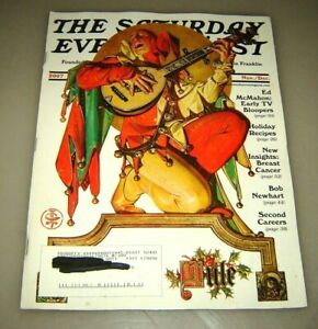Saturday Evening Post November / December 2007