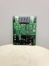 GE Hotpoint Kenmore Microwave Oven Circuit Board WB27X10655
