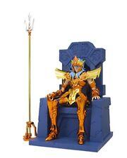 Santo Panno Mito Ex God Of Oceano Poseidon Imperiale Throne Set Statuetta Bandai
