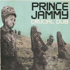 "Prince Jammy : Crucial in Dub Vinyl 12"" Album (2011) ***NEW*** Amazing Value"
