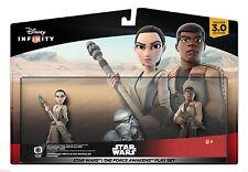 NIB Disney Infinity THE FORCE AWAKENS Play Set Star Wars 3.0 - Same Day Shipping