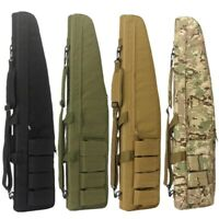 Tactical Waterproof Rifle Storage Case Backpack Military Gun Bag Carrying Bag 1M