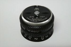 Rollei Rolleiflex Transport Knopf Focusing knob gebraucht