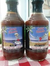 Lazy Bones BBQ Sauce 2 pack Sweet and Sweet & Spicy