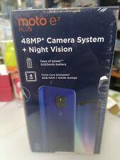 "Motorola Moto E7 Plus TIM - Smartphone Dual Sim 6.5"" 64 GB Android Q Blu 778862"