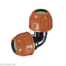 """CLABER 99021 91021 RACCORDO ANGOLO FIL 1//2"""" 15-21 mm."""
