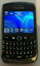 READ FIRST BlackBerry Bold 8900 Black (Red Pocket) T-Mobile Cell Phone Good Used