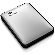 WD My Passport for Mac 1tb USB 3.0 (WDBLUZ 0010bsl) disco rigido esterno argento