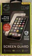 Smartgear 2 k Hd clear iPhone 6/6S/7/8 tempered glass screen guard Retail $19.99