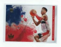 2019-20 Court Kings NBA Basketball | Rui Hachimura Acetate RC | Wizards Rookie