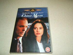 CHINA MOON : ED HARRIS  1991      REGION 2 DVD