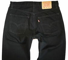 GENUINE Mens LEVIS 521 Jeans  W-34 L-36 GOOD Condition zip fly