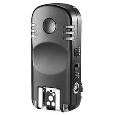 Neewer 2.4GHz 7-Channel Wireless Remote Flash Trigger Transceiver for Canon DSLR