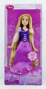 Disney Store Disney Princess Rapunzel Classic Doll Collection NRFB
