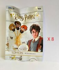 Harry Potter Pen Toppers Lotto 8 Bustine Sigillate Figures PMI