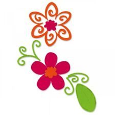Sizzix Sizzlits 4 muere: cree una flor Set Nuevo 654749