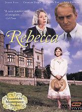 Masterpiece: Rebecca - Dvd
