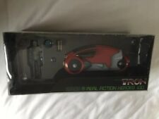 Disney Tron Red Light Cycle Real Action Heroes Medicom Toy