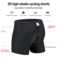 Men Women Cycling Shorts Underwear Thickened 3D Padded Bicycle Road Bike Pants