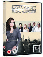 Law and Order - Special Victims Unit: Season 13 DVD (2017) Mariska Hargitay
