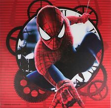 New Marvel Amazing Spider-man Red Wall Canvas Poster Decor Art Year 2014 Model