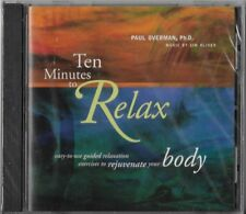 Ten Minutes to Relax: Body by Paul Overman (CD, Sep-1999, The Relaxation Company