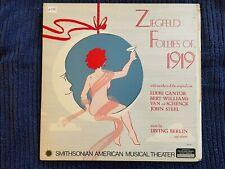 Ziegfeld Follies Of 1919 (LP 1977) Irving Berlin, Eddie Cantor, R 009 P 14272