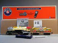 6-84964 O Scale Lionel Angela Trotta LionChief Plus Hudson #1225 Train ~ NEW