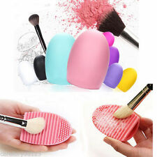 New Silicone Cosmetic Tool Hand Makeup Brush Cleaning Cleaner Finger Glove US