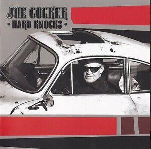Joe Cocker   Hard Knocks  CD & DVD TOUR EDITION.