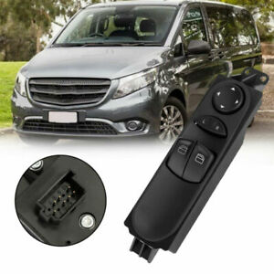 Master Power Window Switch for Mercedes Benz W639 Vito 2003-2015 A6395450913 CY