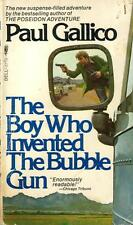 The Boy Who Invented the Bubble Gun by Paul Gallico (1975, Paperback)