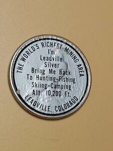 1926 Peace Dollar (Leadville, CO Promotional Coin)