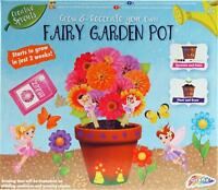 Grafix Grow And Decorate Your Own Fairy Garden Pot